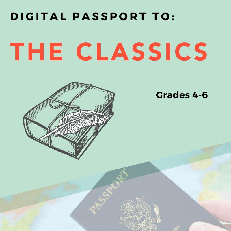 The Classics Digital Passport