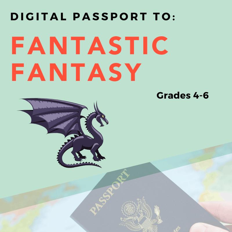 Fantastic Fantasy Digital Passport
