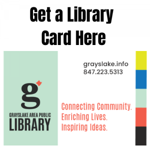 Get a library card. Start here!