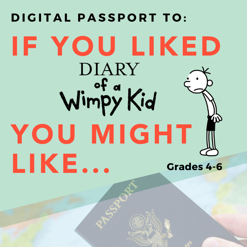 Passport of Diary of a Wimpy kid