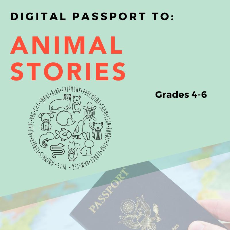Passport to Animal Stories